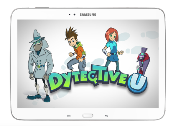 DytectiveU - Aplicación móvil