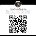 Código QR LinkedIn