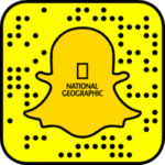 Snapcode National Geographic