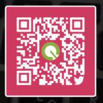 Código QR Twitter Quality Devs