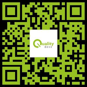 Código QR Quality Devs
